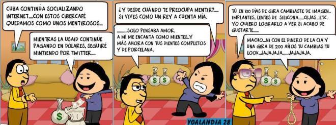 CASOS Y COSAS DE YOA 28