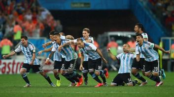 Argentina Holanda