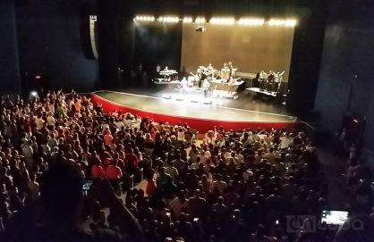 Buena Fe llenó el Miami Dade County Auditorium