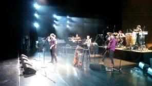 Buena Fe en el Miami Dade County Auditorium.