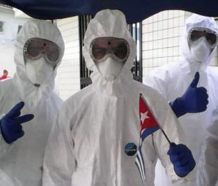ébola Cuba