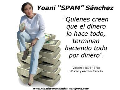 yoani y money