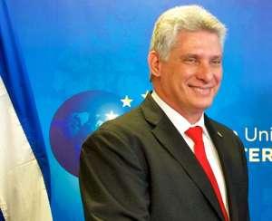 """Discurso de #DíazCanel en la #CumbreUE-CELAC: """"La Unión Europea tiene espacio para acompañarnos en nuestro desarrollo"""""""
