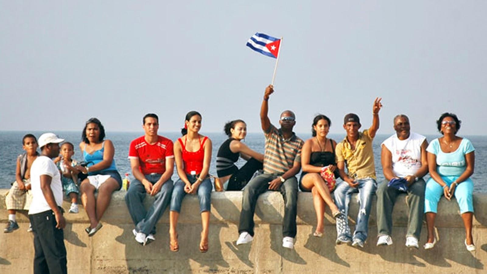 Los cubanos celebran el deshielo del embargo - Barack Obama ha ...