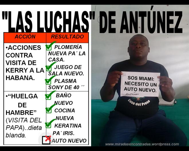 LUCHAS DE ANTUNEZ