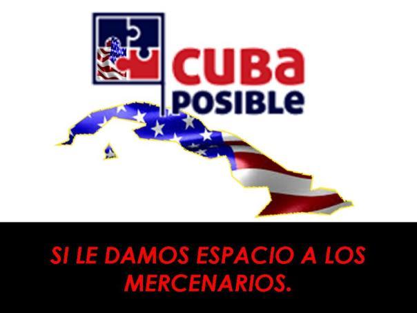 cUBA poSIBLE