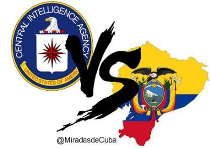 La CIA contra Ecuador