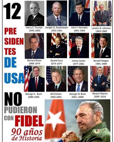 12presidentesnopudieronconcastro