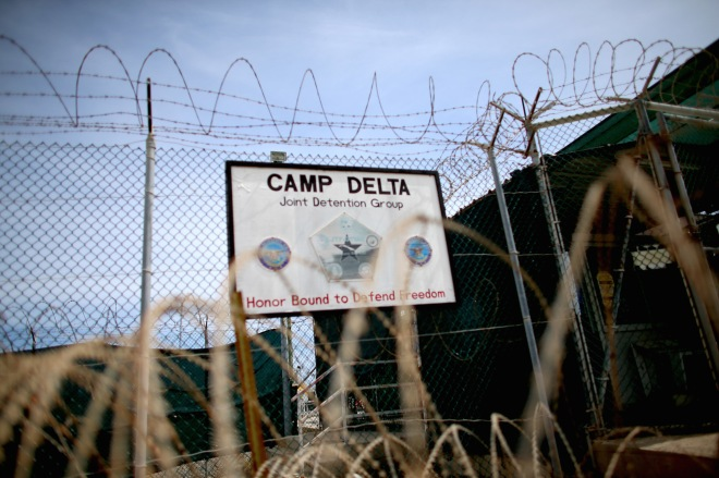 <> on June 25, 2013 in Guantanamo Bay, Cuba.