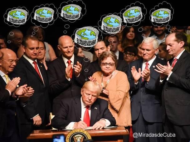 Trump, Marco Rubio y la migración cubana