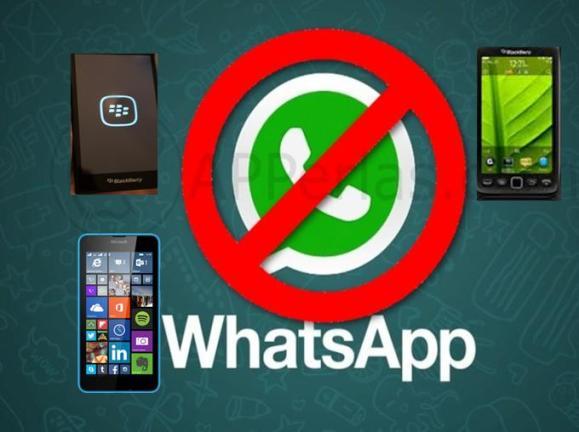 WhatsApp dejará de funcionar en 2018