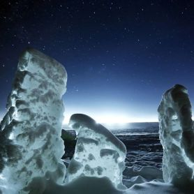 iceberg-rusia