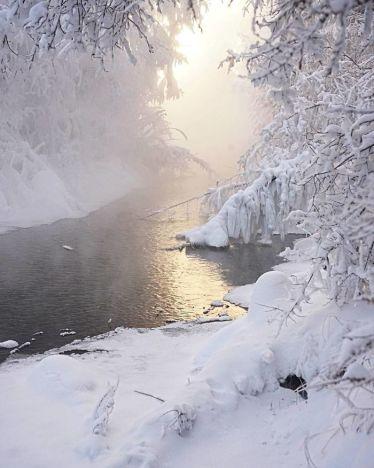 nieve-frio