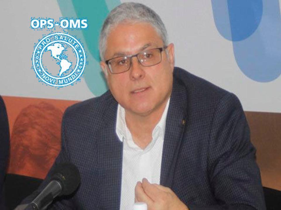 Cristian Morales Furimahnm, representante en Cuba de las organizaciones Panamericana y Mundial de la Salud (OPS/OMS)
