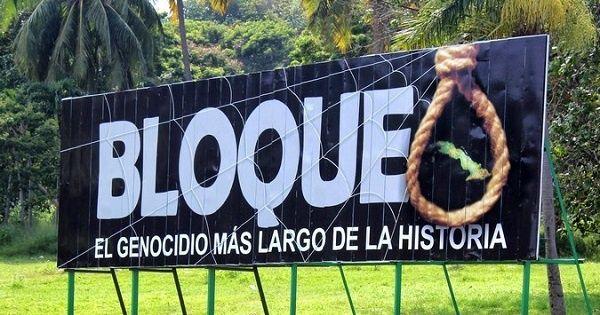 Otro peligroso paso: reforzar el criminal bloqueo contra #Cuba (Parte 1) |